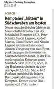 Kemptener blitzen in Südschwaben am besten