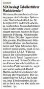 SCK besiegt Tabellenführer Marktoberdorf