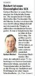 Gerhard Reichert Ehrenmitglied