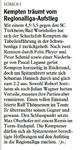 Kempten träumt vom Regionalliga-Aufstieg